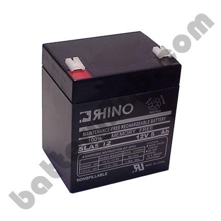 Toyo Sla5 12 Or Toyo Alarm Medical Battery 12 Volt 5 Ah One Battery F1